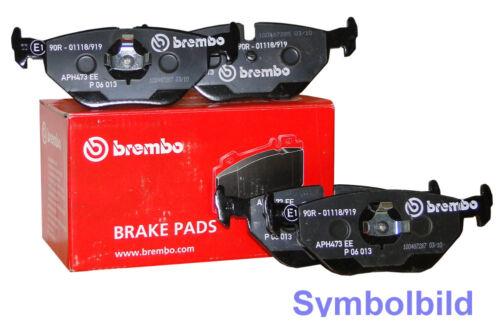 BREMBO Bremsbeläge VA für AUDI Q3; SEAT ALHAMBRA; VW SHARAN,TIGUAN