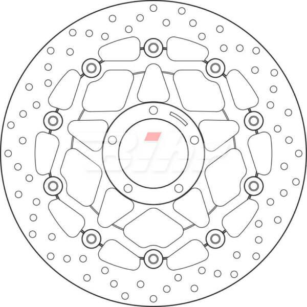 Ducati Monster 796 (2010-2016) Kortingen Prijs