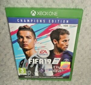 Fifa 19 Champions Edition XBOX One Game