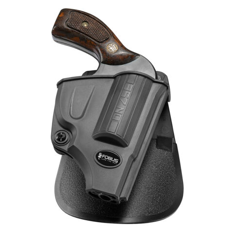New Fobus 357ND Right Paddle Holster Smith /& Wesson Most 357 J Frame 640 649