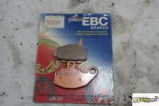 EBC - FA130R - R Series Long Life Sintered Brake Pads
