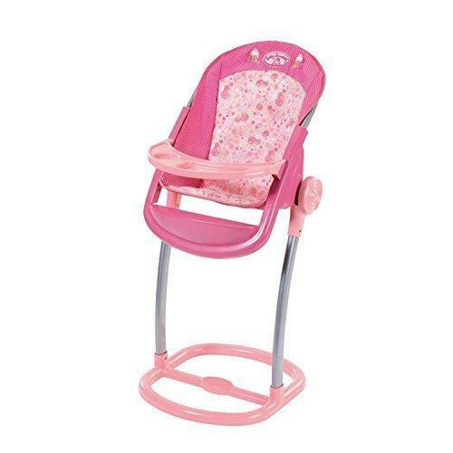 Doll High Chair Creation  For Baby Annabell To Join In Toy Zapf Ideal Girl Gift