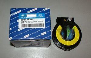 CM Hyundai Santafe 2005~ Clock Spring Contact Assembly 93490-2B200 Genuine OEM