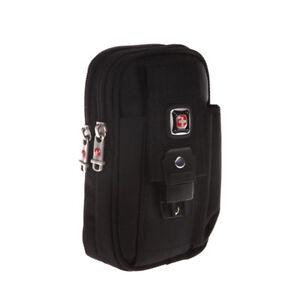 5-5-6-034-Nylon-Men-Waist-Bag-Outdoor-Casual-Coin-Pack-Wallet-Phone-Purse-Swissgear