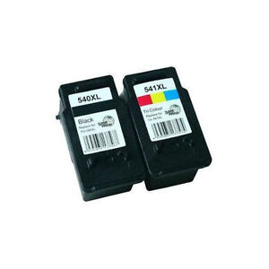 pg540xl black cl541xl colour ink cartridge for canon pixma mg3600 printer ebay. Black Bedroom Furniture Sets. Home Design Ideas