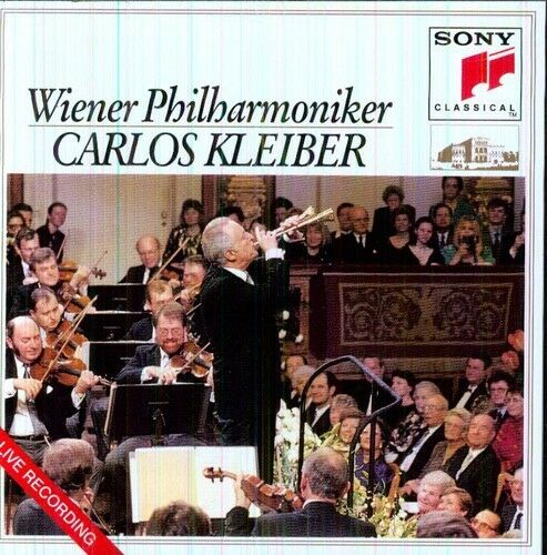 Vienna Philharmonic - 1992 New Year's Concert in the 150th Jub [New CD]