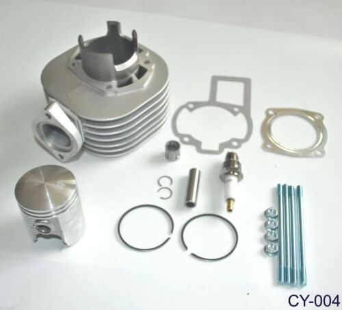 Cylinder Piston Ring Gasket Clip Pin Kit for Suzuki  LT80 1987-2006 ATV quad  E3