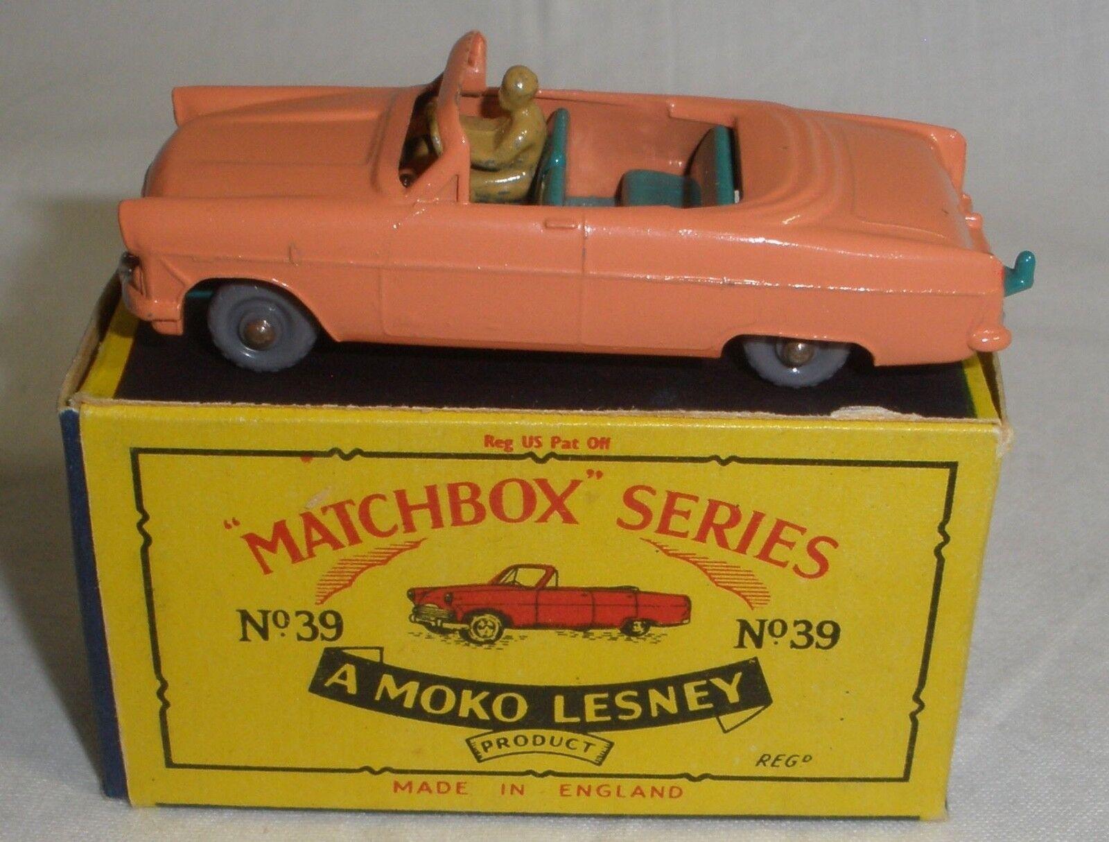 Matchbox Zodiac Congreenible Collectors Quality Condition w box