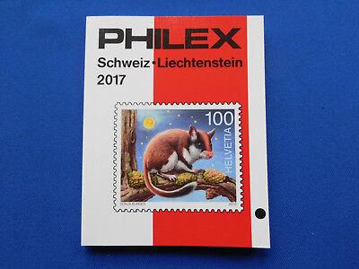 Zubehör Geschickt Briefmarken-katalog Philex 2017 Schweiz Briefmarken Liechtenstein Marken Unbenutzt Farbig Jahre Lang StöRungsfreien Service GewäHrleisten