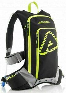 ACERBIS X STORM HYDRATION PACK 2.5 LTR DRINK WATER CAMEL BAG ENDURO MOTOCROSS MX