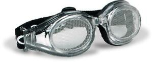 Bugz-Eye Sight Shield Steel Mesh Anti Fog Forestry Safety Goggles - 20 Mesh
