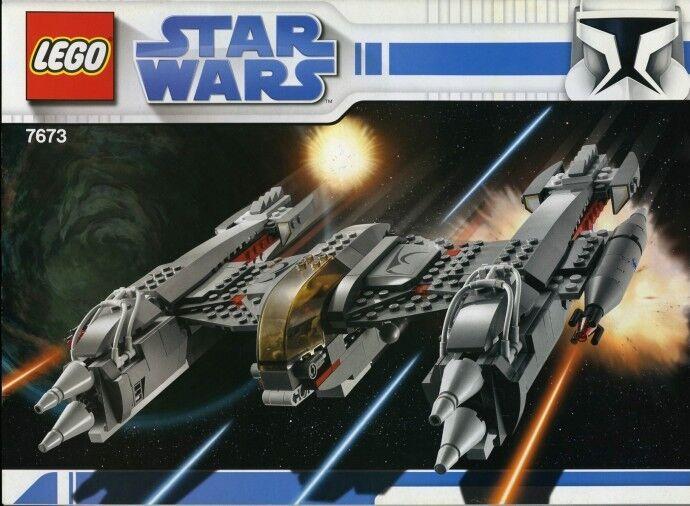 Lego Magna Schutz Starfighter 7673 Set 2 X Minifigs Magna No Aufkleber
