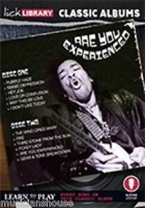 LICK-LIBRARY-Learn-JIMI-HENDRIX-CLASSIC-ALBUMS-ARE-YOU-EXPERIENCED-Guitar-DVD