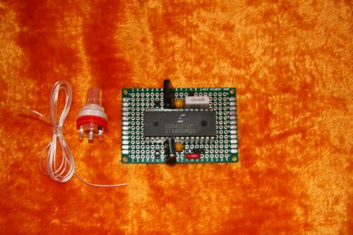 High-End CS8412 SPDIF module for CD player based on TDA1541A