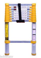 750P Xtend & Climb 8.5' Telescoping extension ladder Extend and Brand New!