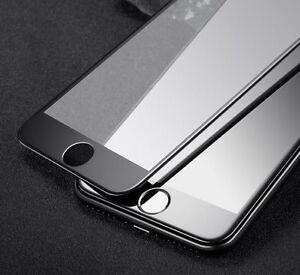 2x iphone 7 plus 3d full cover schwarz schutzglas. Black Bedroom Furniture Sets. Home Design Ideas