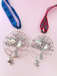 Glasgow Coat Of Arms Hanging Decorations X 2 Ebay