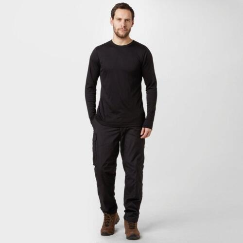 New Peter Storm Men's Long Sleeve Thermal Crew Base Layer Top
