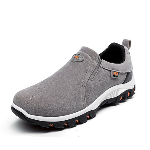 Original Men/'s Hiking Shoes Slip On Casual Sport Athletic Shoes Trainers