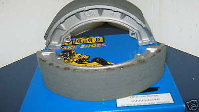 BSA A75 TLS 8/'/' INCH BRAKE SHOES