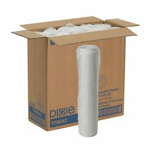 Dixie® PerfecTouch® 10 oz. Insulated Paper Hot Coffee Cup, 5310DX, 500 Cups