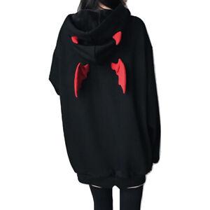 Clothing Ropa Harajuku Dragon Sweatshirt Japanese Sudadera Punk Black