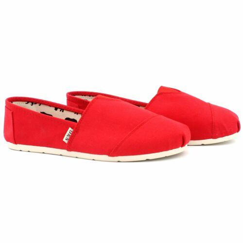 Mens Canvas Classic Alpargata Slip-on Burlap Loafer Shoes Casual Comfort Low Top