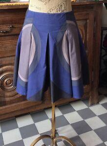Jupe-Comptoir-des-Cotonniers-Taille-34-36-Coton-2-poches-TBE