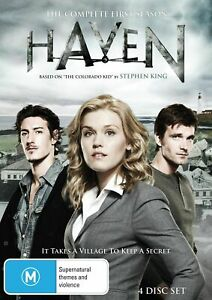 Haven-The-Complete-First-Season-1-Series-One-Box-Set-DVD-Region-4-t5