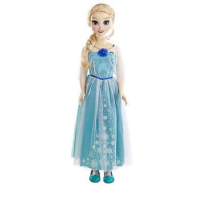 NEW Disney Frozen 'My Size' Elsa Doll