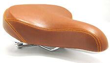 Bell Cruisin Magik Saddle Leather look coil spring cushioned Cruiser Magic Seat