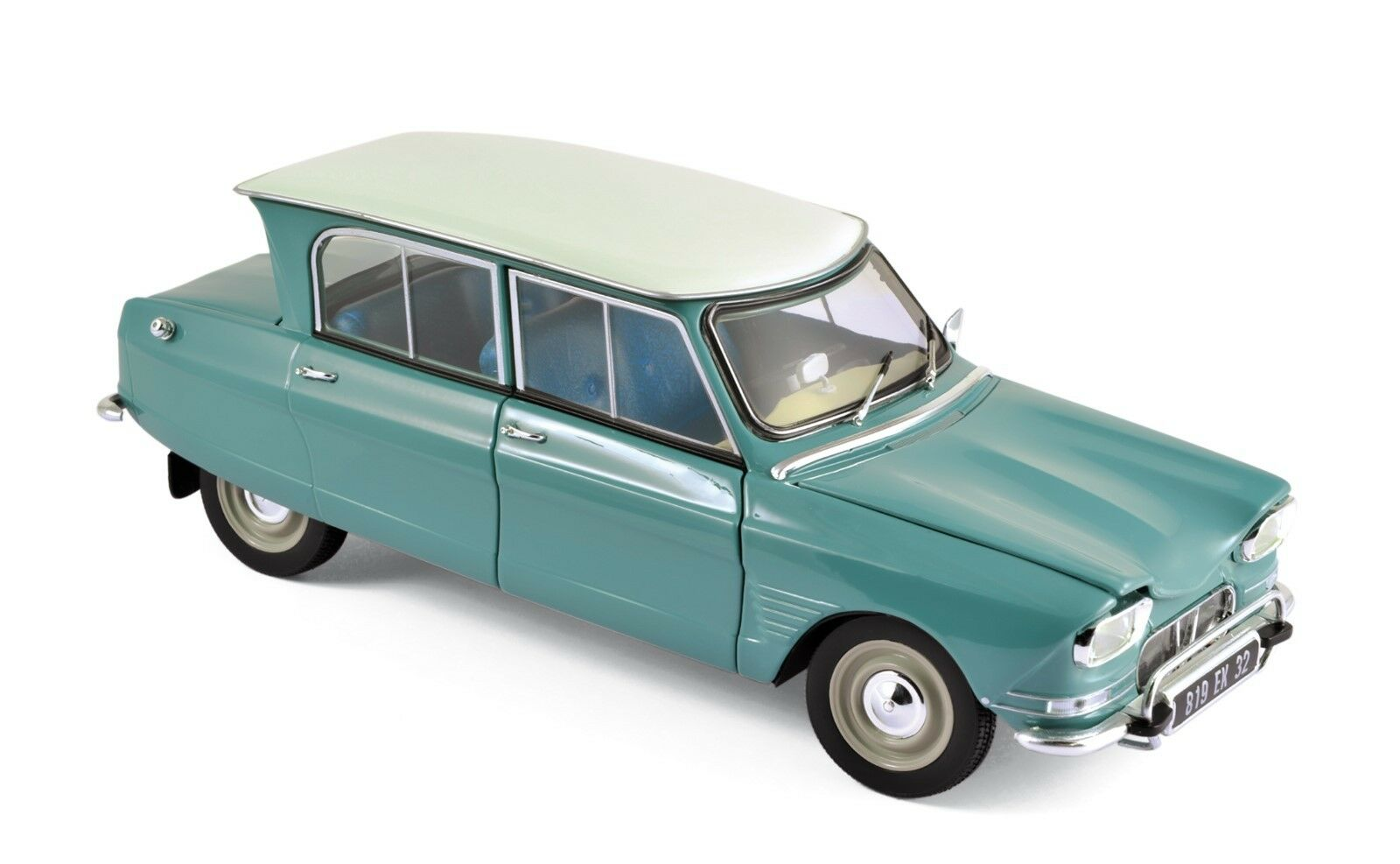 CITROEN AMI 6 1964 jade vert 1 18 Norev NOUVEAU & NEUF dans sa boîte 181536