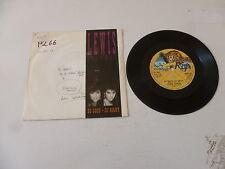 "LEWIS SISTERS - So Good So Right - 1979 UK 2-track 7"" Vinyl Single"