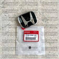 1xj01 Honda Civic 2dr 4dr Sedan Accord Crv Jdm Red H Type R Front Rear Emblem Fits 2012 Honda Civic