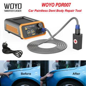 New WOYO PDR007 Car Body Remove Dent Repair Induction Heater Sheet Metal Repair