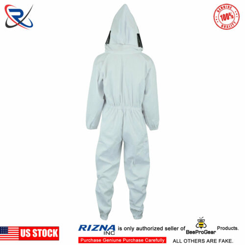 Professional Choice Beekeeping Suit Beekeeper suit Astronaut Veil Full Suit XL