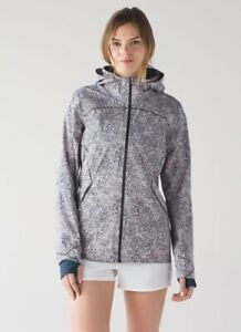 Lululemon Runaway Jacket Size 6