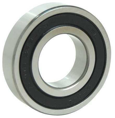 Min Ball Bearing,PS,1.25In Bore Dia BL R20 2RS PRX