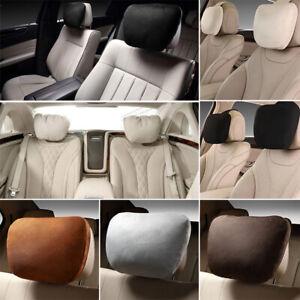 Fuer-Mercedes-Benz-Maybach-Design-S-KLASSE-Auto-Kopfstuetze-Soft-Kissen-Neu-2019