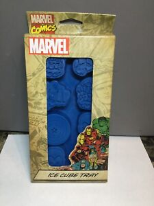 Marvel-Comics-Ice-Cube-Tray-Hulk-Spiderman-Daredevil-Thor-Iron-Man