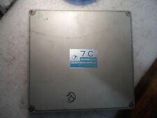 Subaru Legacy GT engine ECU 22611 AB386 7C 22611AB386
