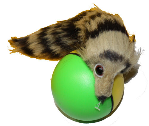 8x DONNOLA PALLA weazelball Weazel Ball Gioco per gatti cane