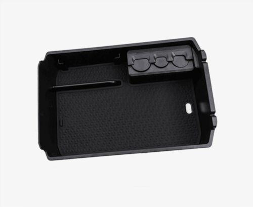 ABS Inner Armrest Storage Box Holder Trim For Mitsubishi Eclipse Cross 2018-2019