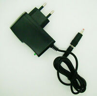 EU Plug AC/DC 5V 1A 1000mA Switching Power Supply Cord adapter 3.5mm x 1.35mm