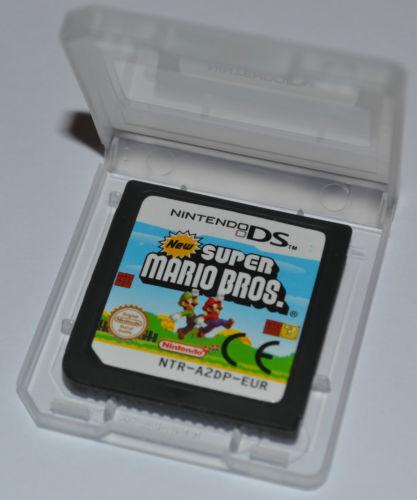 1 of 1 - New Super Mario Bros. (Nintendo DS, 2006)