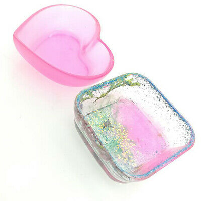 DIY Jewelry Box Silicone Mold Resin Ornament Mould Jewelry Making Craft Tool