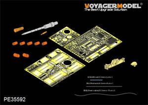 Voyager-1-35-WWII-PzKpfw-II-Ausf-J-Detail-set-w-Gun-Barrel-for-HobbyBoss-83803