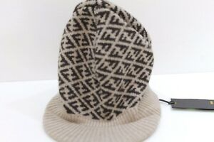 huge discount f4a59 5faff Details about FENDI CAPPELLO IN LANA BAMBINO