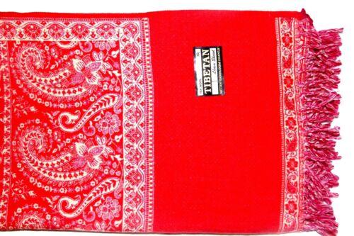 LADIES Luxurious 100/%Yak Wool  LARGE Shawl,WRAP,SCARF,BLANKET,PLAID Hand loomed