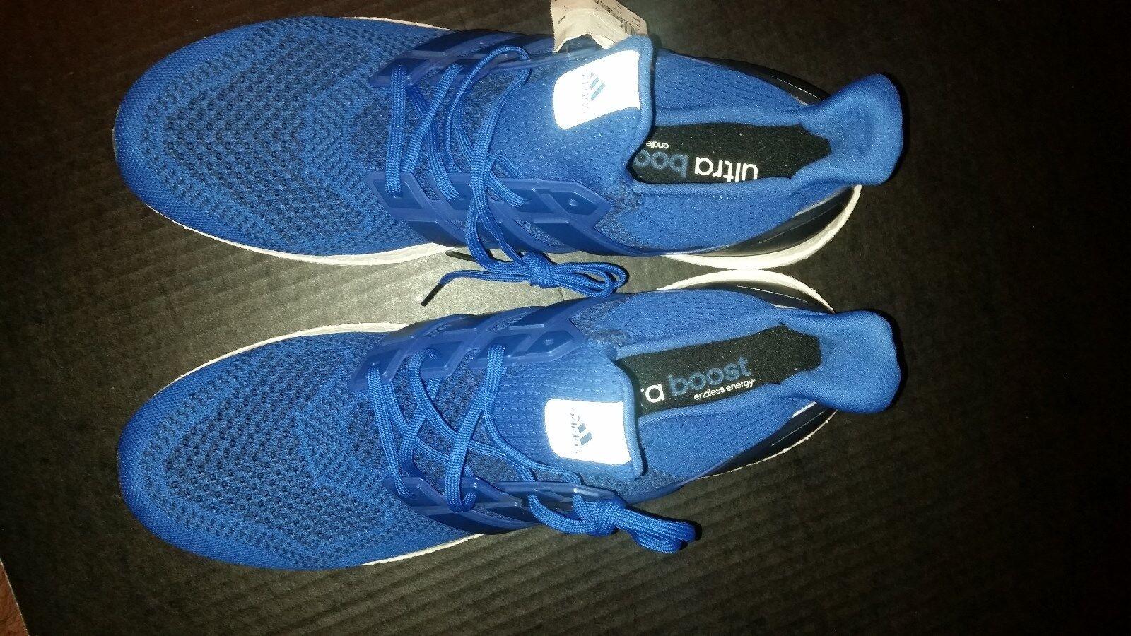BRAND NEW Adidas Ultra Boost 1.0 Royal Blue DEADSTOCK rare jordan kd grails